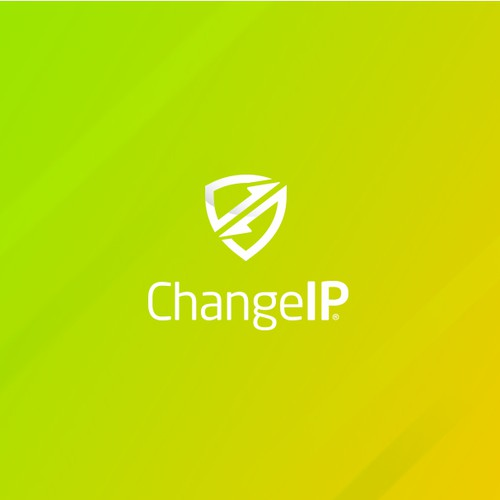 ChangeIP Logo Design
