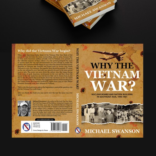 Vietnam War history book
