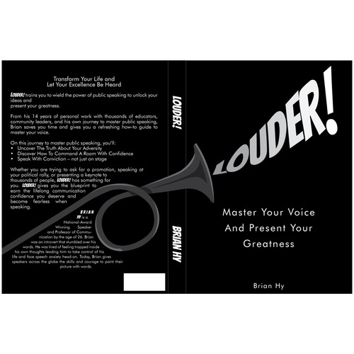 LOUDER book cover