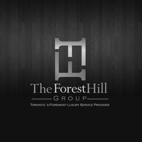Luxury Service Company - Fresh, Bold Effective Rebranding Logo