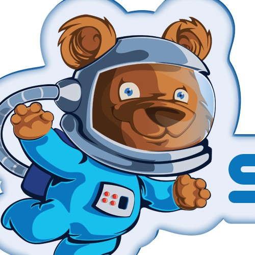 Mascot wanted for SpaceBear.com