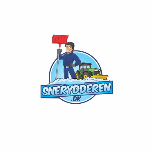 Logo for Snow Removal Company