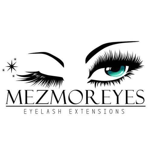Sexy logo concepto for MEZMOREYES