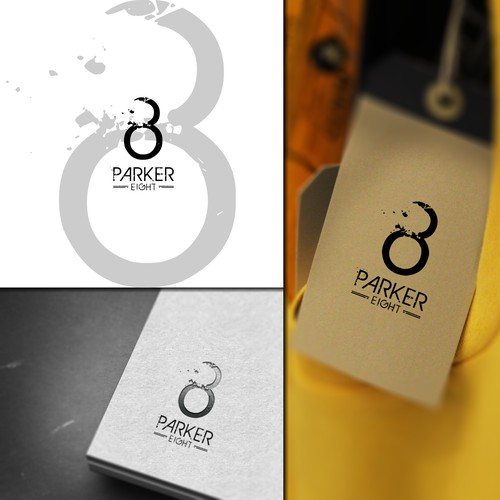 Create a logo for Parker Eight