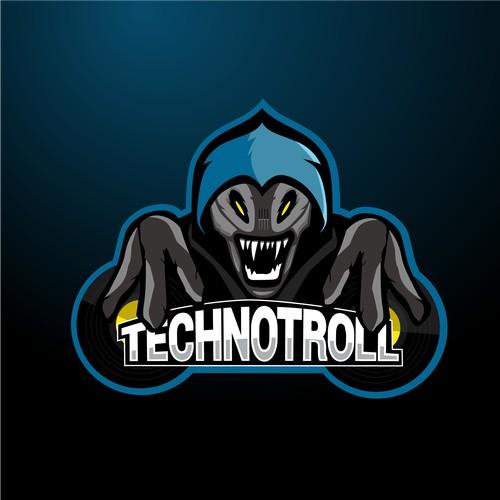 Propuesta de logo para foro de música electronica