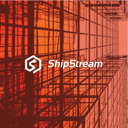 simple logo ShipStream
