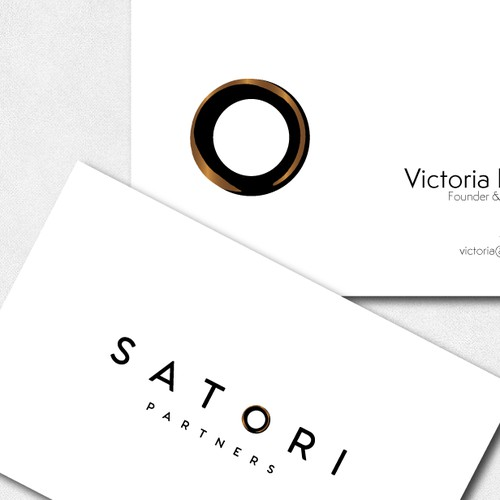 Logo for consulting/investment company