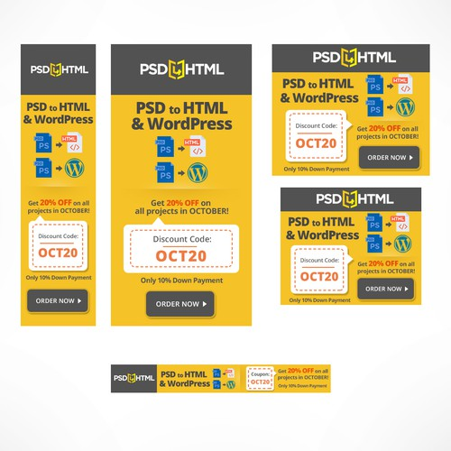 PSD 4 HTML
