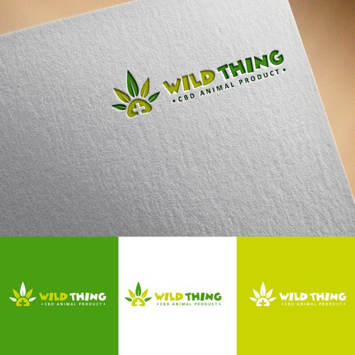 Fun Logo For Wild Thing
