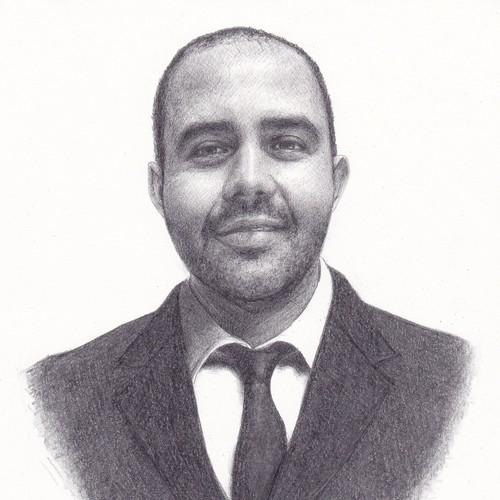 Portrait of a CEO