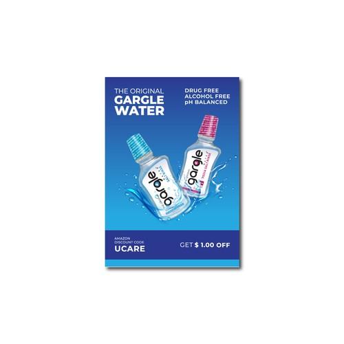 Gargle Water