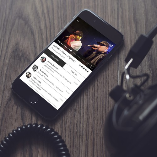 iOS Video Streaming App