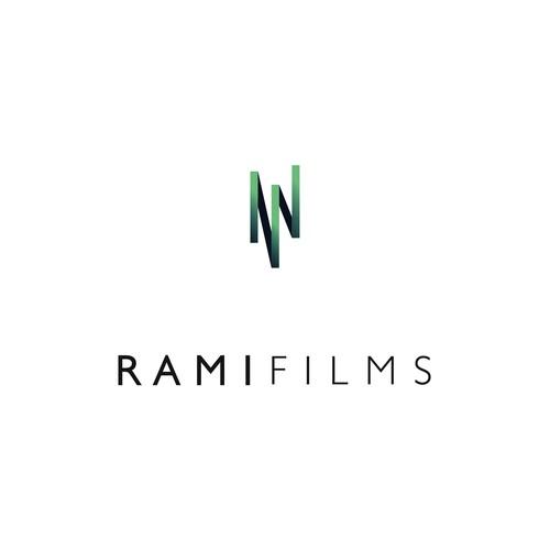 Logo for Rami Films - a video production company