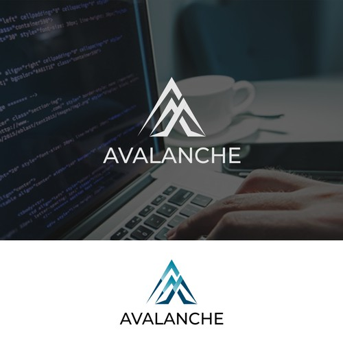 Logo concept for Avalanche