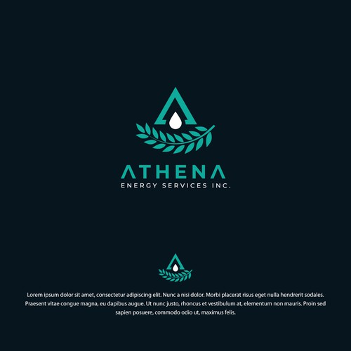 Logo for Athena Energy Services