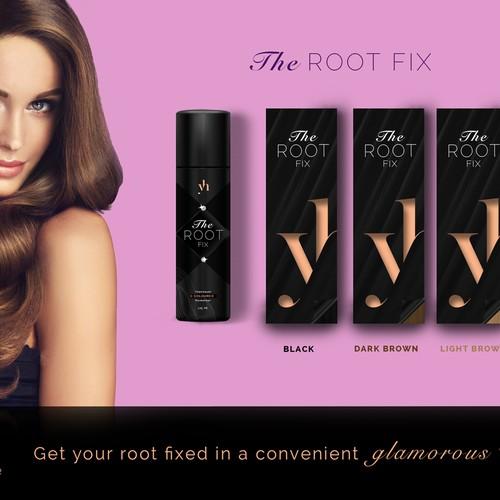 Hairspray design