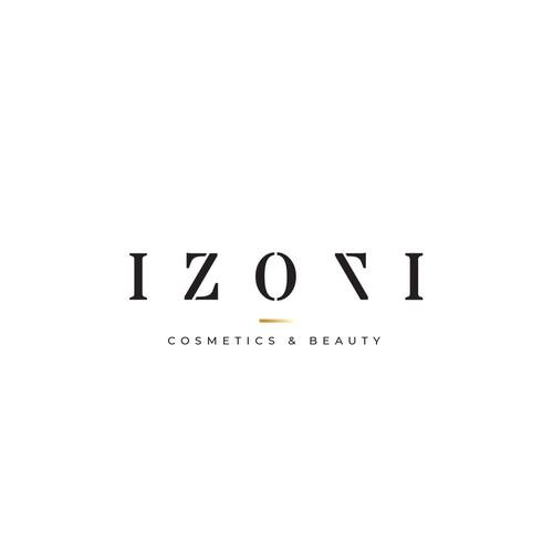 Izoti logo design
