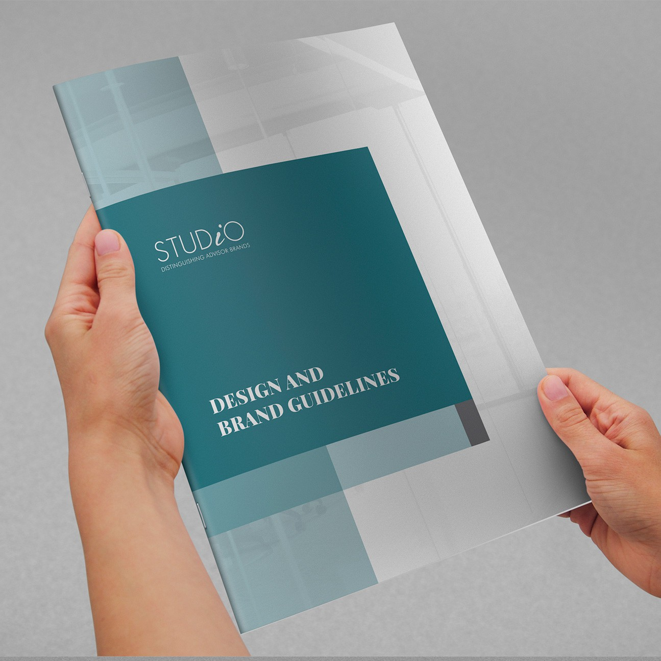 Ongoing brand identity package needs for financial planners