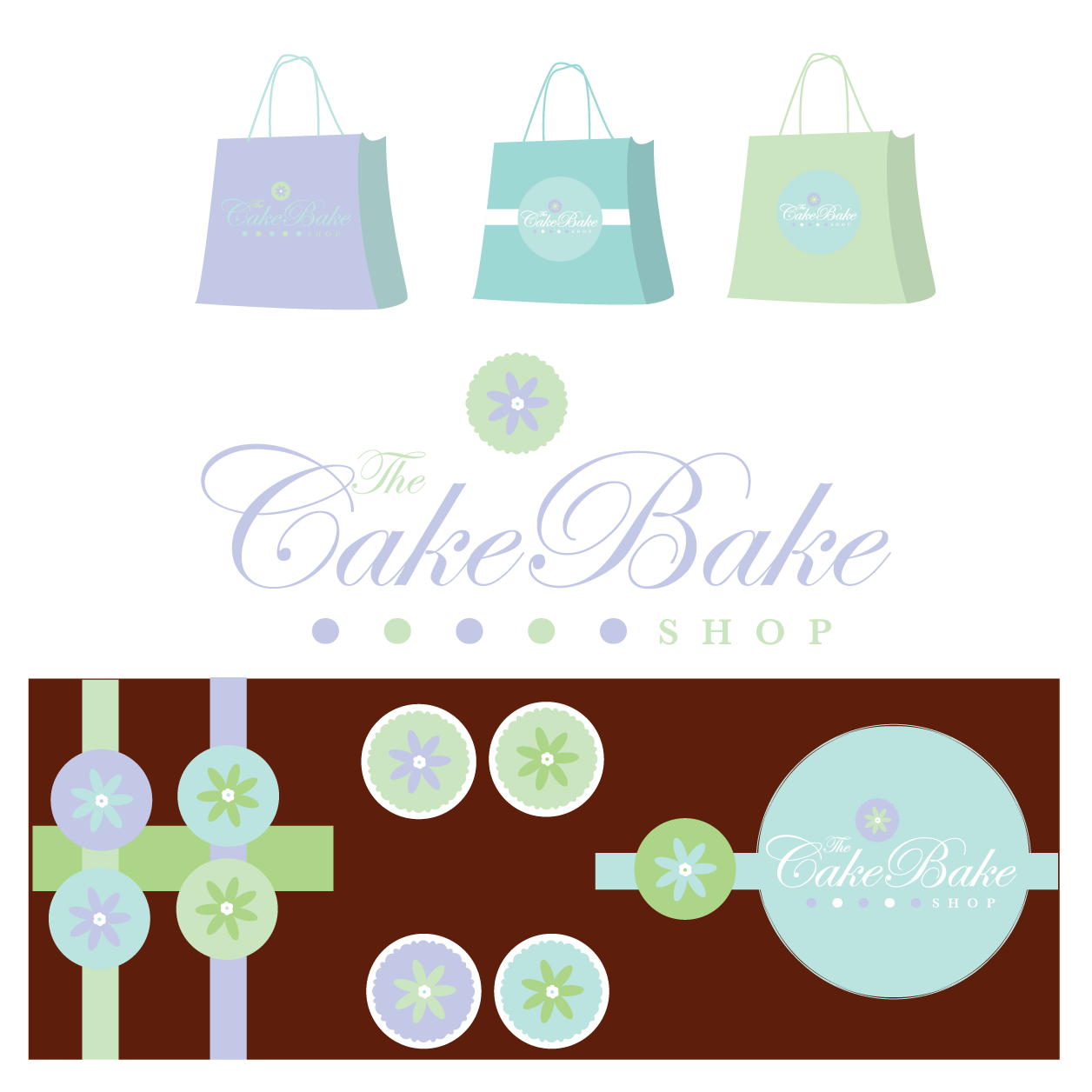 Help The Cake Bake Shop with a new logo