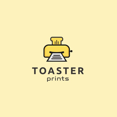 logo for toaster printer