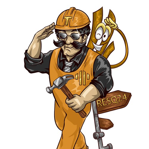 Character Mascot