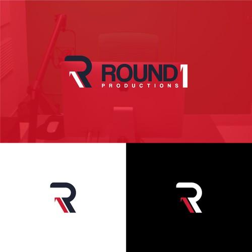 Round 1 Logo Design