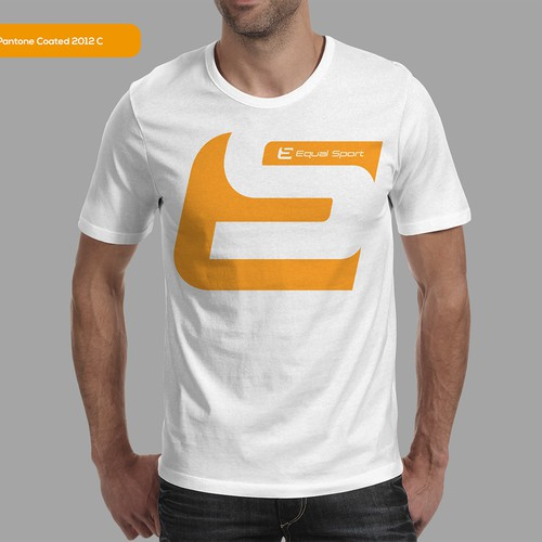 Equal Sport T-shirt design