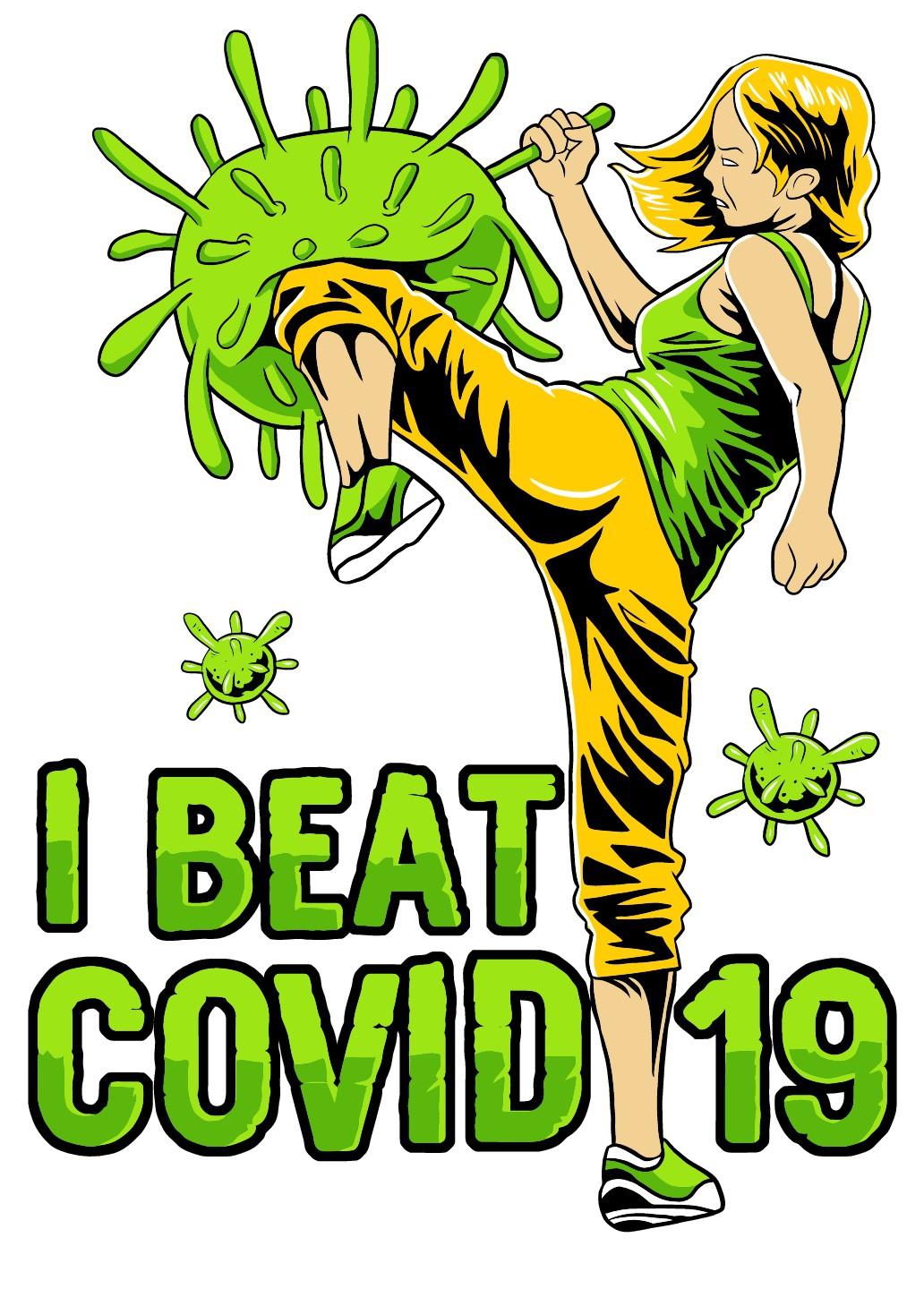 Covid-19 Survivor T-Shirt