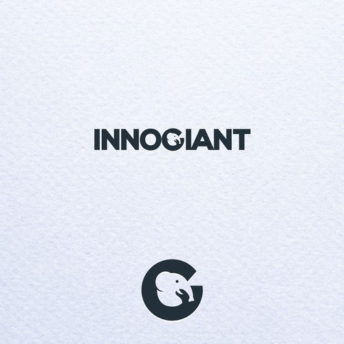 Bold Logo for INNOGIANT