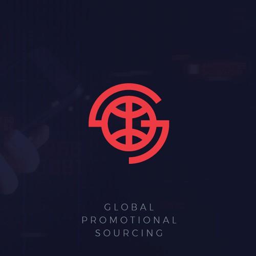 Global business logo