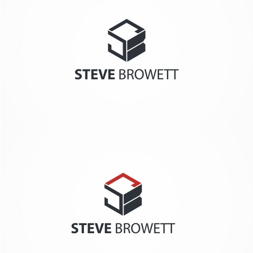 "Personal identity and business cards for ""Steve Browett"""