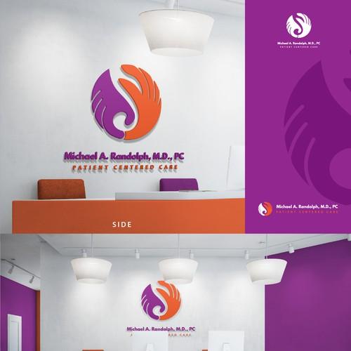 Logo Music + 2 Hand