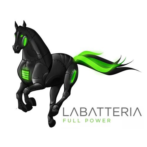 Mascot for La Batteria company (update)