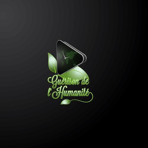 Logo pour guérison de l'humanité