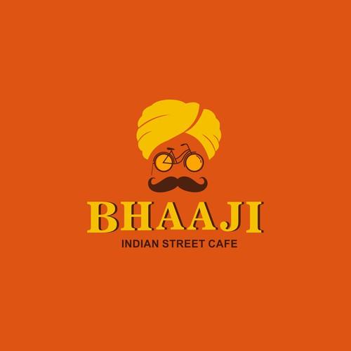 bhaaji logo concept