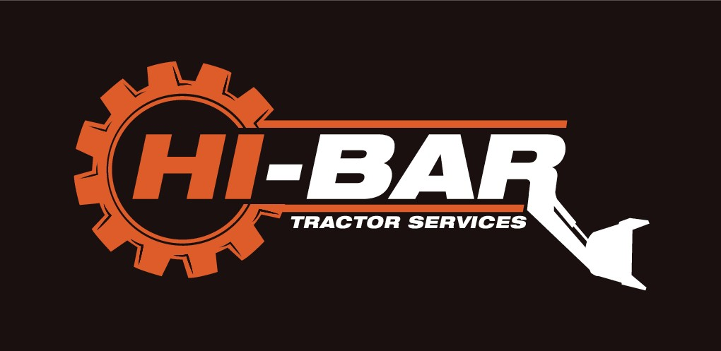 Creative, masculine (western?) logo for tractor work company