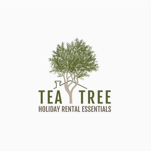 Authentic Logo with a unique tree