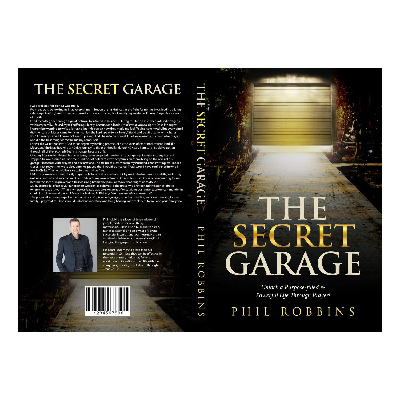The Secret Garage - Book Cover