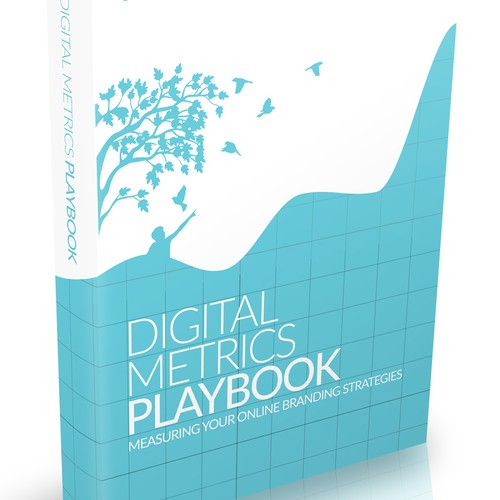 Create cover for Digital Marketing eBook