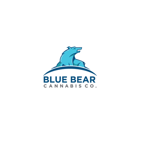 BLUE BEAR Logo designs