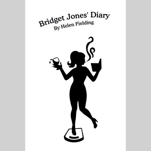 Wall art for Bridget Jones' Diary