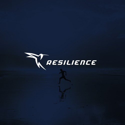Logo for Resilience - Sports clothting and shoe brand