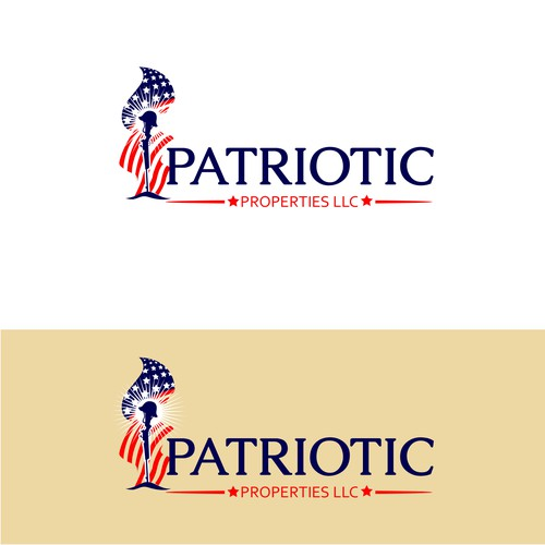 Veteran owned investment company looking for a new logo