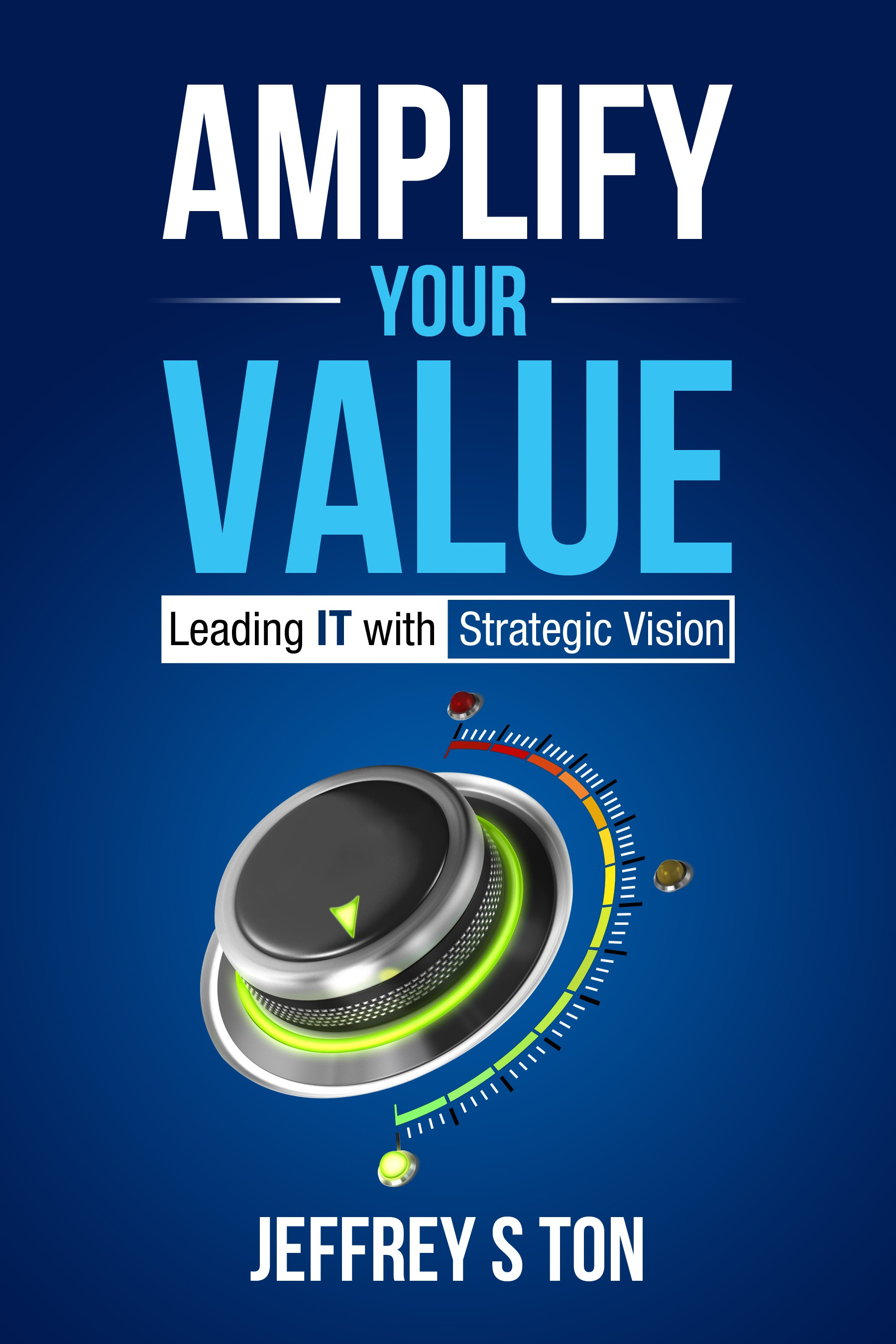 My first book needs a great cover! Amplify Your Value