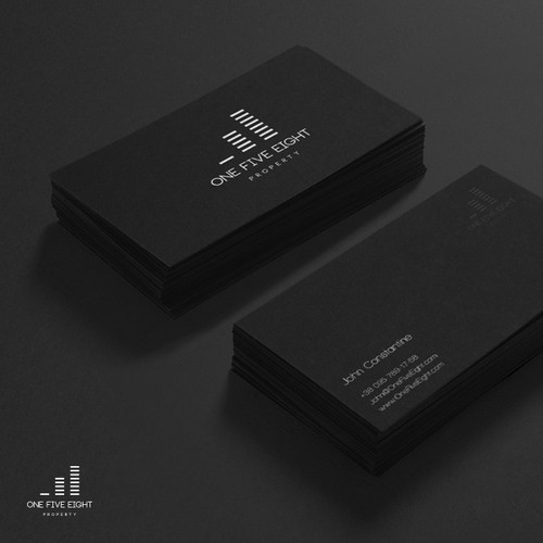 Create an innovative logo & business card for a boutique Property Development company.