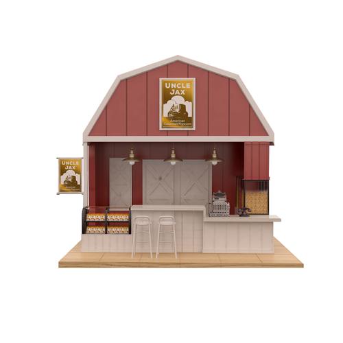 Kiosk 3D