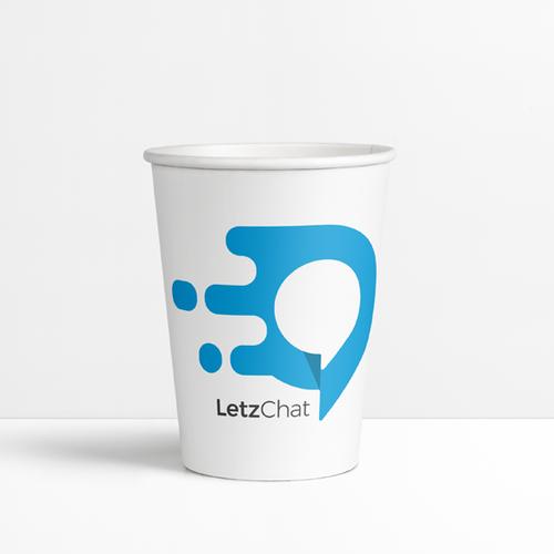 Logo Designs for LetzChat