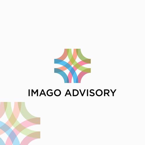 Cool concept Logo for imago advisory