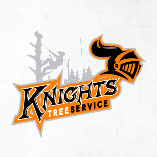 Design a fun logo for our tree service business