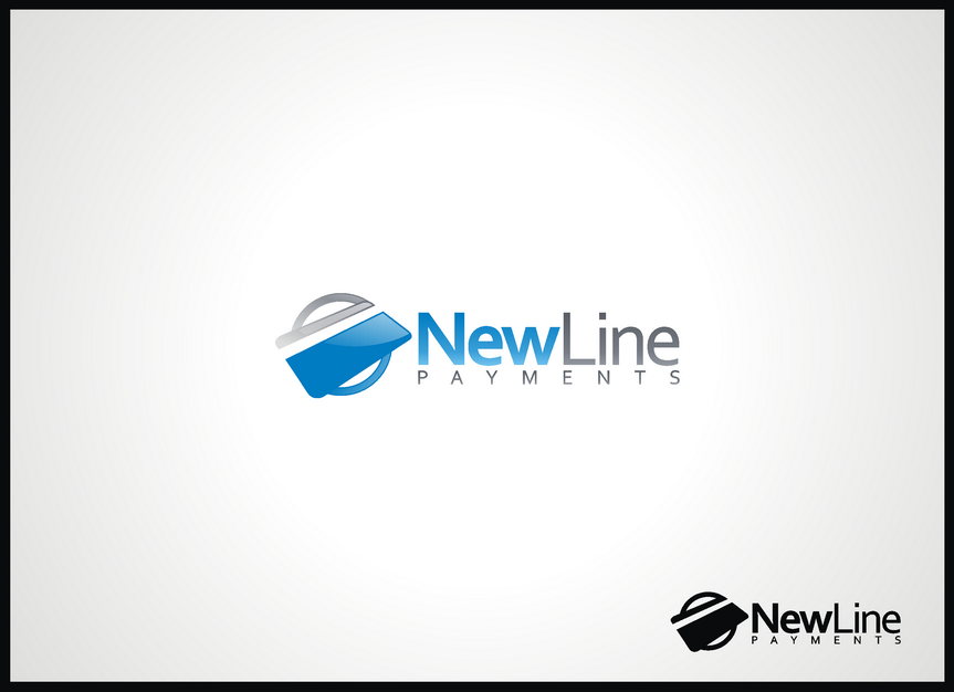 Help New Line Payments with a new logo